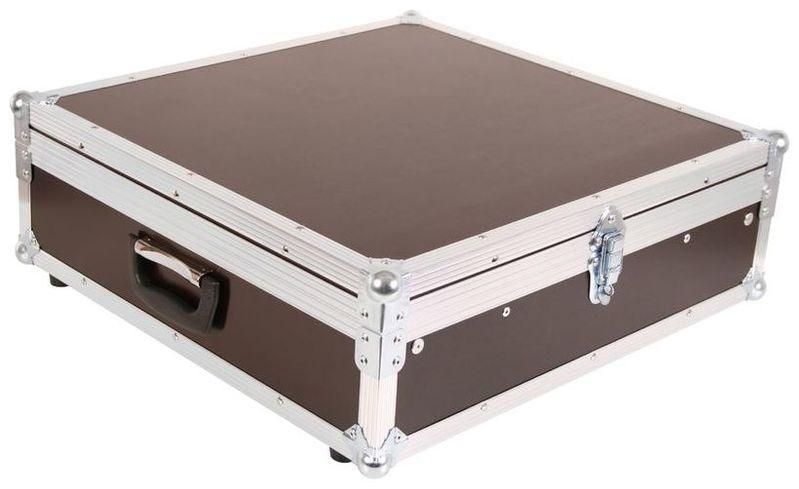 Рэковый шкаф и кейс Thon Rack Case 12U 12 рама и стойка для электронной установки roland mds 4v drum rack