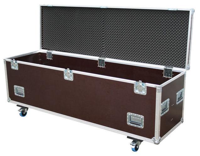 Кейс для светового оборудования Thon Roadcase 2 T-BAR Par 64 кейс для светового оборудования thon case adj mega bar tri