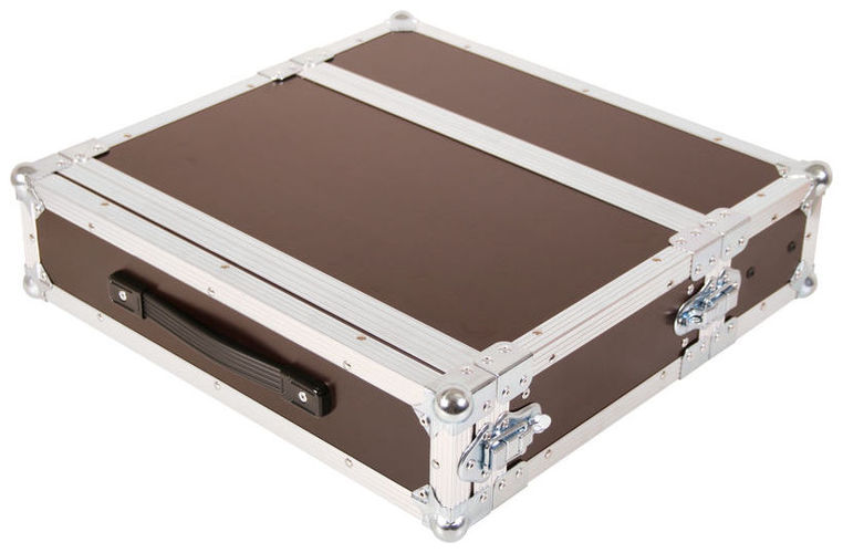 Кейс для звукового оборудования Thon Wireless-Systems Case 2U кейс для диджейского оборудования thon dj cd custom case dock