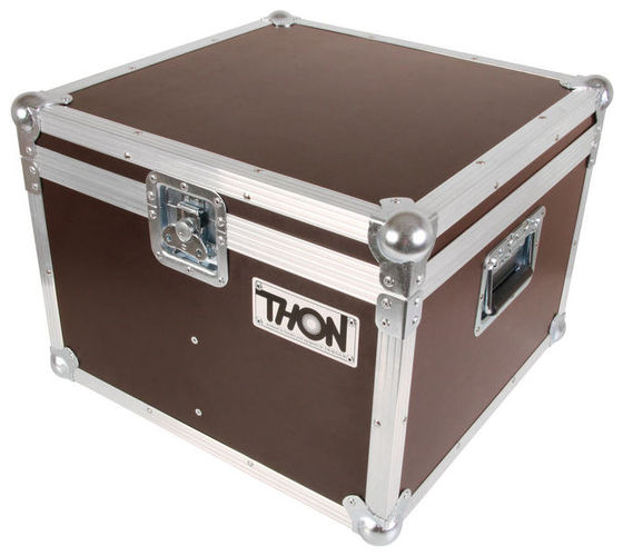 Кейс для светового оборудования Thon Case 2x Stairville HL-X18 кейс для диджейского оборудования thon dj cd custom case dock