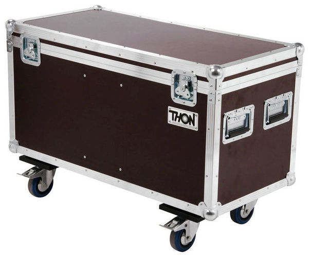 Кейс для светового оборудования Thon Case 2x Stairville MH-z1915 кейс для диджейского оборудования thon case 2x pioneer cdj 2000