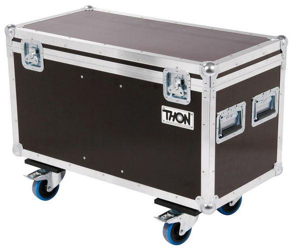Кейс для светового оборудования Thon Case 2x Stairville MH-z720 кейс для диджейского оборудования thon dj cd custom case dock