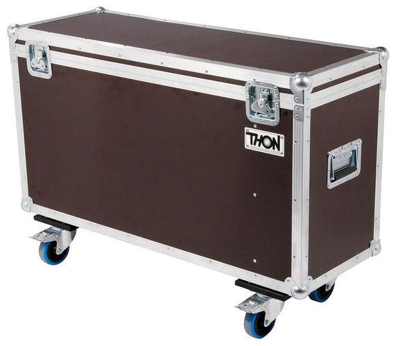 Кейс для светового оборудования Thon Case 2x Stairville B5R Beam кейс для светового оборудования thon case adj mega bar tri