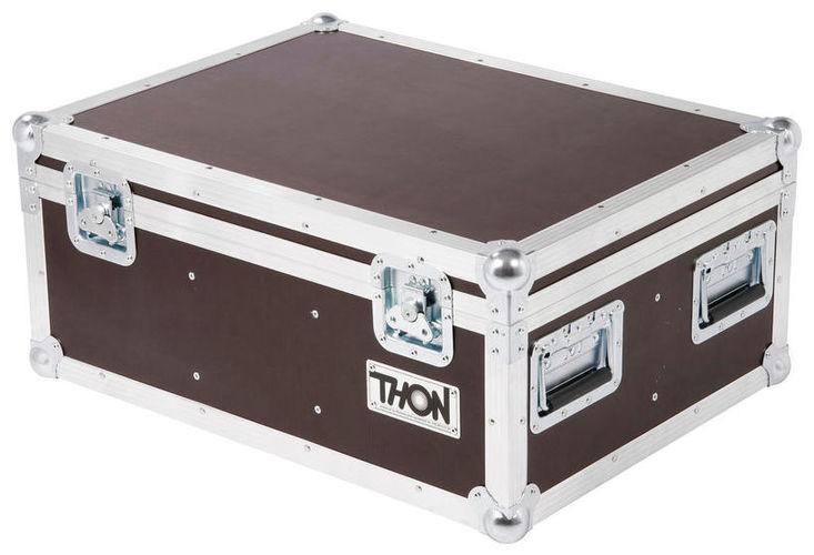 Кейс для светового оборудования Thon Case 4 pcs. Cameo Flat Pro 7 кейс для светового оборудования thon case adj mega bar tri