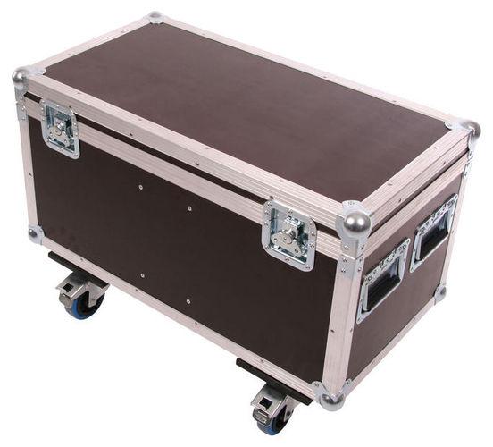 Кейс для светового оборудования Thon Case 4x MH-100 / MH-110 кейс для светового оборудования thon case adj mega bar tri