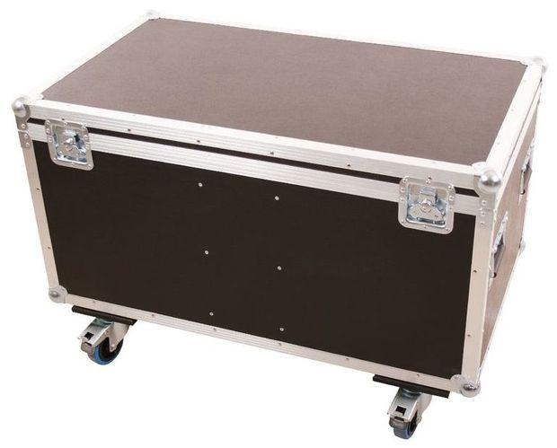 Кейс для светового оборудования Thon Case 4x Novawash Quad LED кейс для диджейского оборудования thon dj cd custom case dock