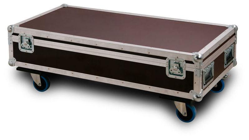 Кейс для светового оборудования Thon Case 4x Showbar Tri LED 18x3W кейс для светового оборудования thon case adj mega bar tri