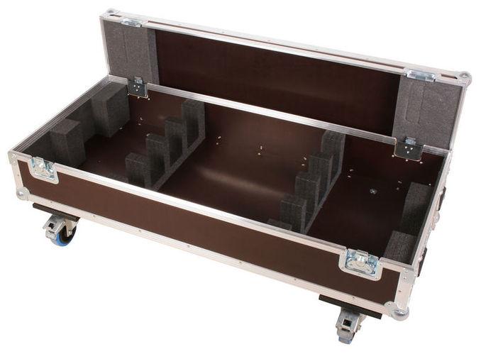 Кейс для светового оборудования Thon Case 4x Showtec Sunstrip A.DMX кейс для светового оборудования thon case adj mega bar tri