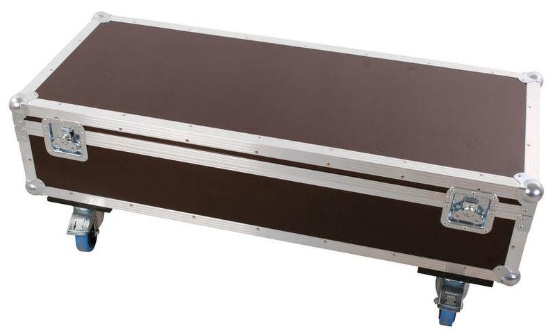 Кейс для светового оборудования Thon Case 4x LED Bar 240 RGB кейс для светового оборудования thon case adj mega bar tri