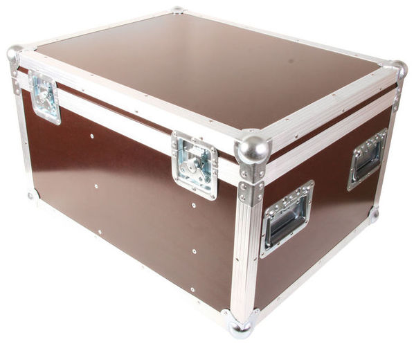 Кейс для светового оборудования Thon Case 4x Stairville MH-X20 кейс для диджейского оборудования thon dj cd custom case dock