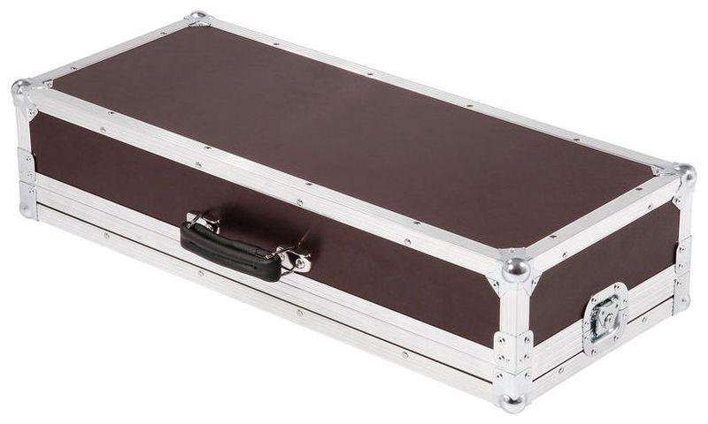 Кейс для гитарных эффектов и кабинетов Thon Case BluGuitar AMP1 + Remote1 кейс для гитарных эффектов и кабинетов thon custom pedal case
