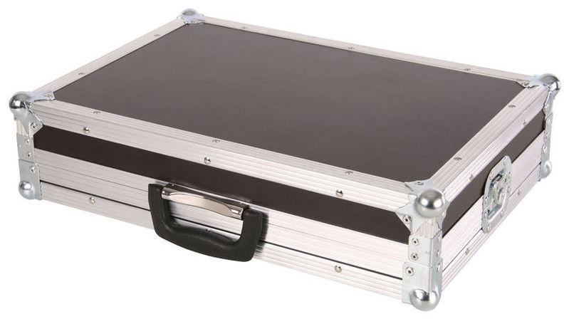Кейс для гитарных эффектов и кабинетов Thon Case Boss ME-80 кейс для студийного оборудования thon case boss br 1200 cd