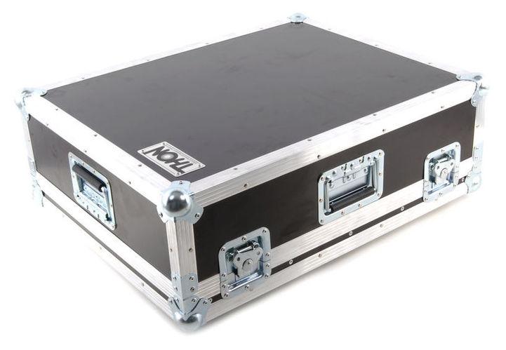 Кейс для микшерных пультов Thon Mixer Case Powermate 1000-2 кейс для гитарных эффектов и кабинетов thon custom pedal case