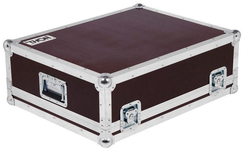 Кейс для микшерных пультов Thon Mixer Case Powermate 1600-2 кейс для диджейского оборудования thon dj cd custom case dock