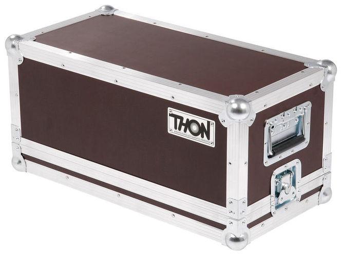 Кейс для гитарных эффектов и кабинетов Thon Case Fender Bassman 500 кейс для диджейского оборудования thon dj cd custom case dock