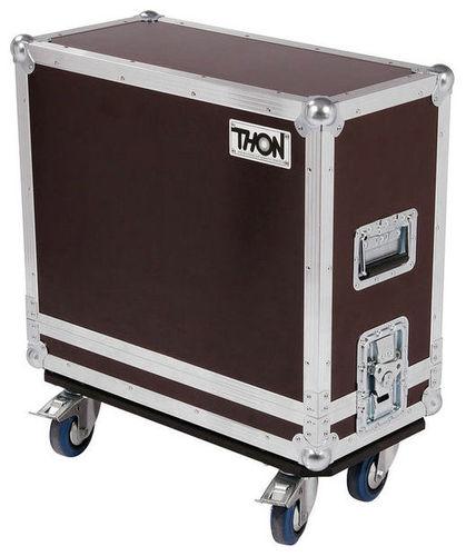 Кейс для гитарных эффектов и кабинетов Thon Case Fender Mustang IV ComboV2 fender mustang gt 200