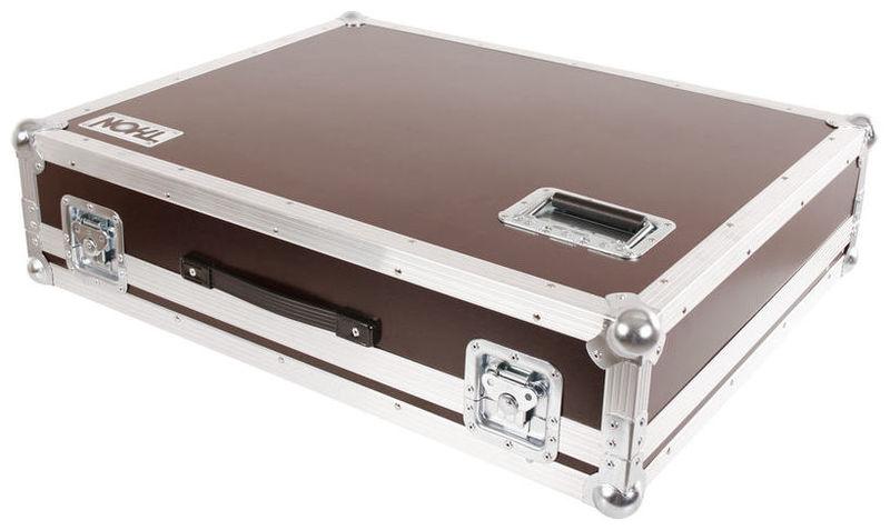 Кейс для микшерных пультов Thon Case for Mackie 2404 VLZ 3/4 кейс для диджейского оборудования thon dj cd custom case dock