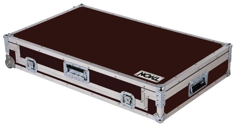 Кейс для диджейского оборудования Thon Case for Pioneer DDJ-SZ кейс для диджейского оборудования thon case for xdj rx notebook