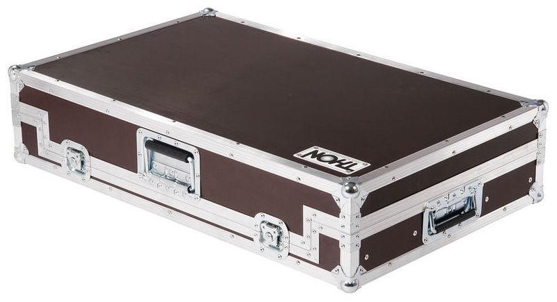 Кейс для диджейского оборудования Thon Case for XDJ-RX Notebook кейс для диджейского оборудования thon case 2x pioneer cdj 2000