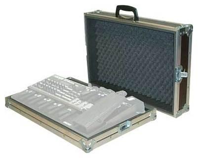 Кейс для гитарных эффектов и кабинетов Thon Case Boss GT-8/GT-6B кейс для студийного оборудования thon case boss br 1200 cd