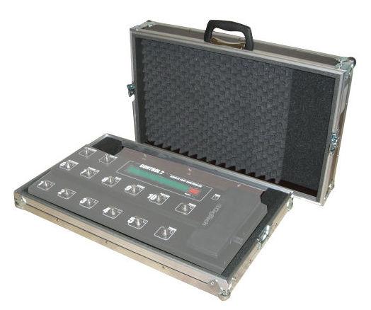 Кейс для гитарных эффектов и кабинетов Thon Case Digitech Control 2 кейс для диджейского оборудования thon dj cd custom case dock