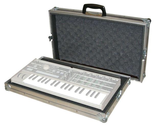 Кейс для клавишных инструментов Thon Keyboard Case Korg Microkorg кейс для диджейского оборудования thon dj cd custom case dock