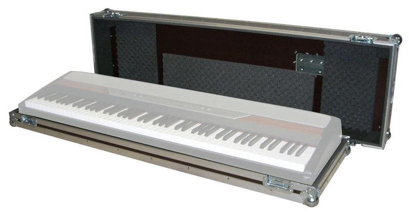 Кейс для клавишных инструментов Thon Keyboard Case Korg SP250 кейс для диджейского оборудования thon dj cd custom case dock