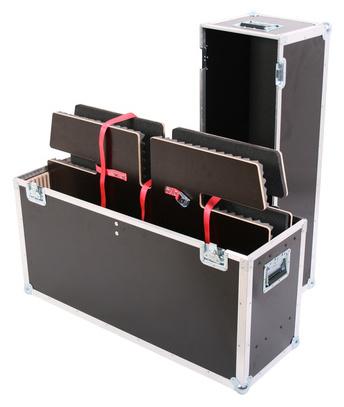 Кейс для студийного оборудования Thon Case for LCD & Plasma Displays кейс для гитарных эффектов и кабинетов thon custom pedal case