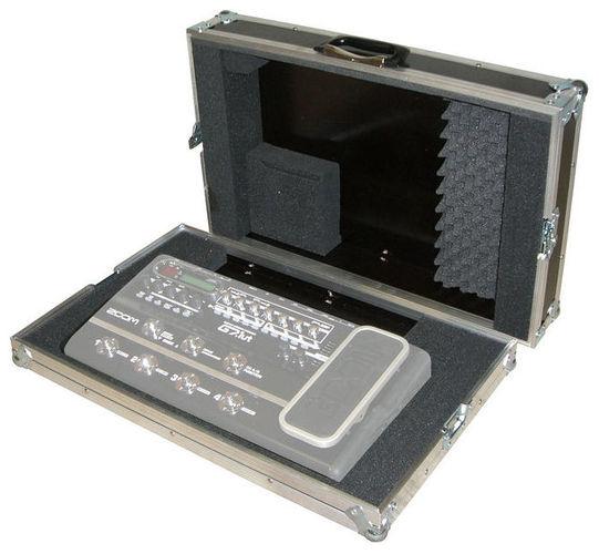 Кейс для гитарных эффектов и кабинетов Thon Case Zoom G7.1UT кейс для гитарных эффектов и кабинетов thon custom pedal case