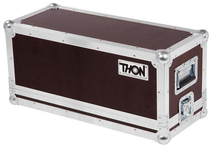 Кейс для гитарных эффектов и кабинетов Thon Case Hughes&Kettner Triamp M3 кейс для диджейского оборудования thon dj cd custom case dock