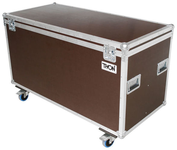 Кейс для светового оборудования Thon Case LED Power BAR with PAR-64 кейс для светового оборудования thon case adj mega bar tri