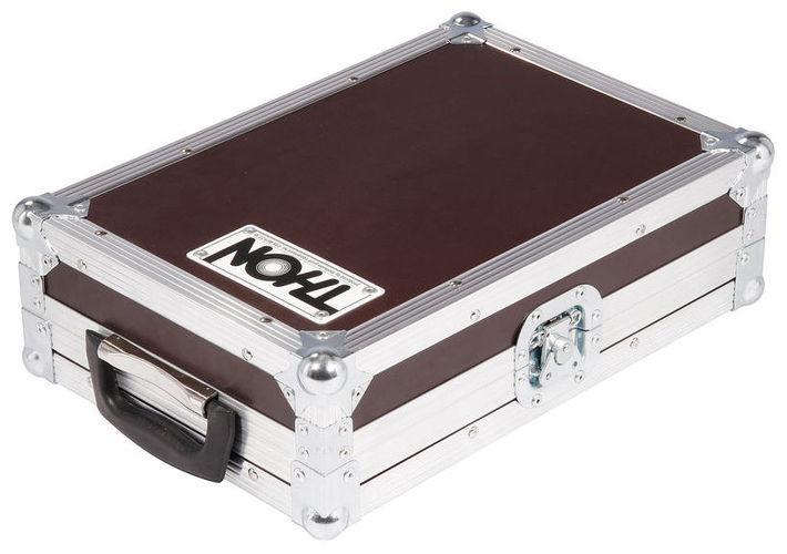 Кейс для микшерных пультов Thon Case Mackie 802 VLZ4 кейс для диджейского оборудования thon dj cd custom case dock