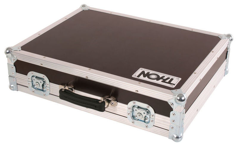 Кейс для диджейского оборудования Thon Case Native Traktor Kontrol S4 кейс для диджейского оборудования thon case for xdj rx notebook
