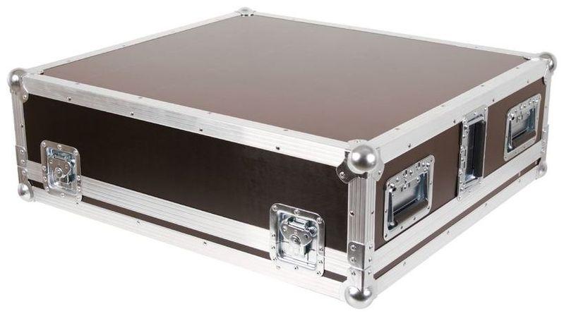 Кейс для микшерных пультов Thon Case SI Compact24 / SiEx2 кейс для гитарных эффектов и кабинетов thon custom pedal case