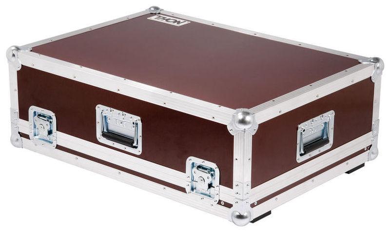 Кейс для микшерных пультов Thon Case Yamaha TF-1 кейс для диджейского оборудования thon dj cd custom case dock