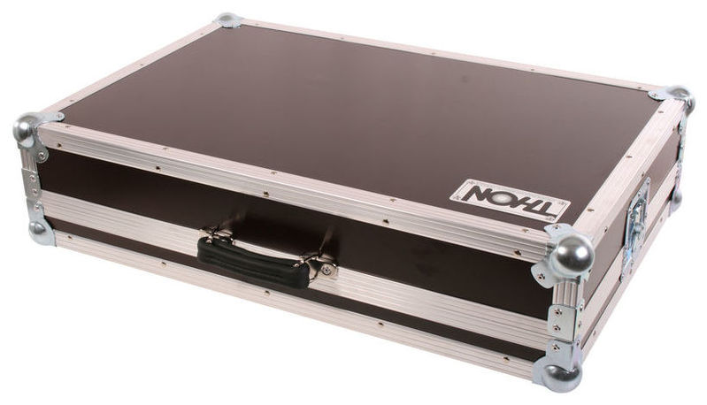 Кейс для диджейского оборудования Thon Case 2x Pioneer CDJ-2000 кейс для диджейского оборудования thon case for xdj rx notebook