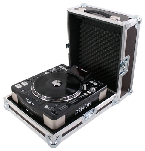 Кейс для диджейского оборудования Thon Case Denon DN-S3700 кейс для диджейского оборудования thon case for xdj rx notebook