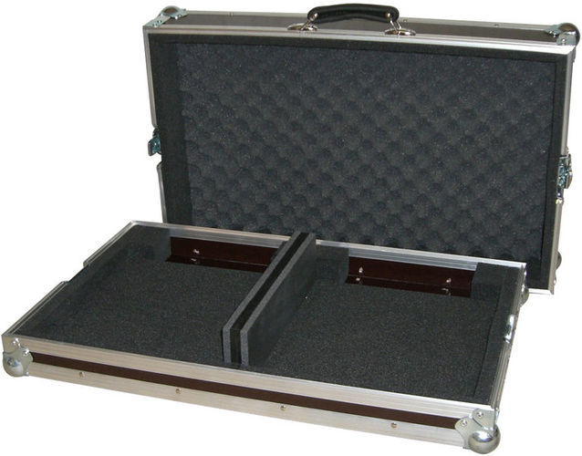 Кейс для диджейского оборудования Thon Case 2x Pioneer CDJ-800 MKII кейс для диджейского оборудования thon case for xdj rx notebook