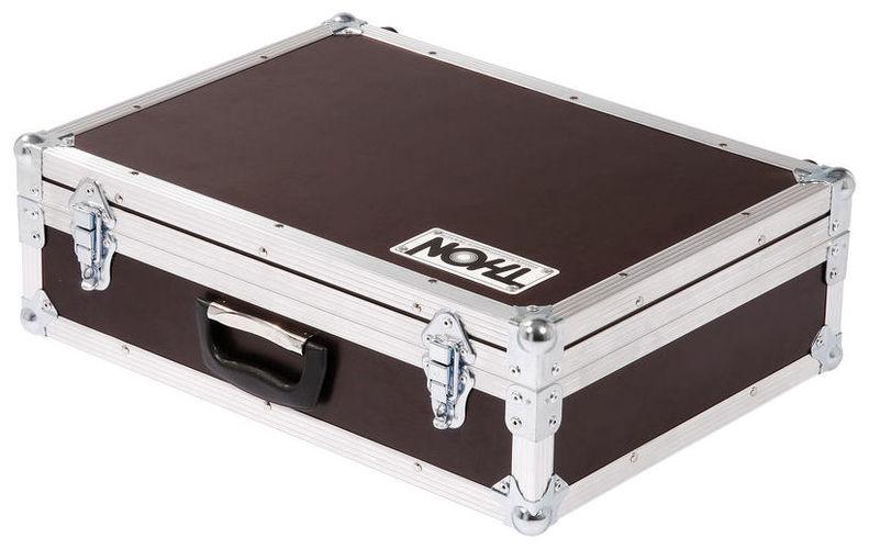 Кейс для диджейского оборудования Thon CD Case Profi кейс для диджейского оборудования thon case 2x cdj 350 1x djm 350