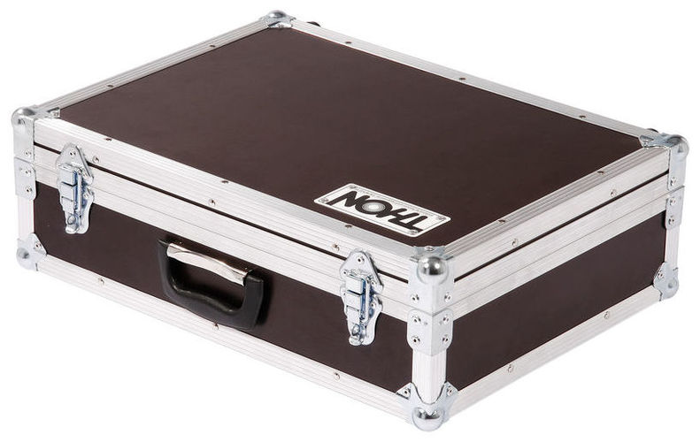 Кейс для диджейского оборудования Thon CD Case Profi кейс для диджейского оборудования thon case 2x pioneer cdj 2000