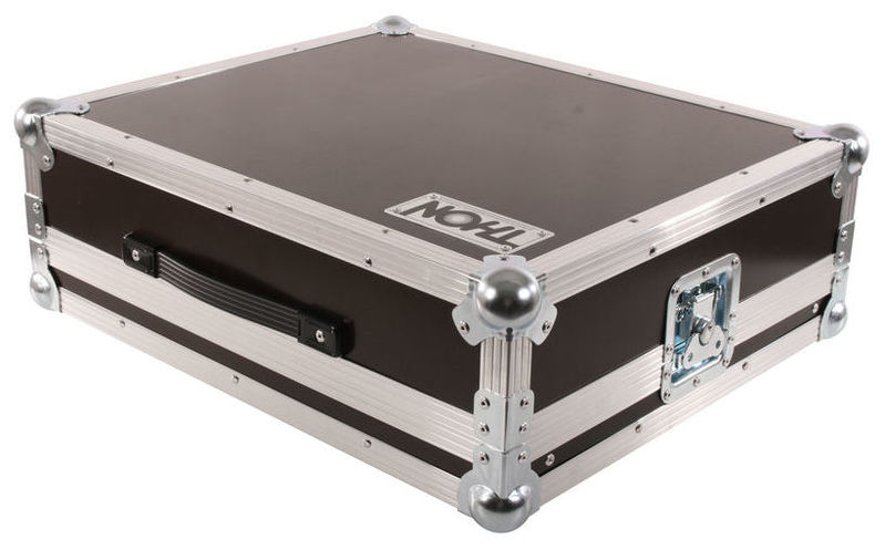 Кейс для диджейского оборудования Thon Case Denon DN-MC 6000 кейс для диджейского оборудования thon case 2x pioneer cdj 2000