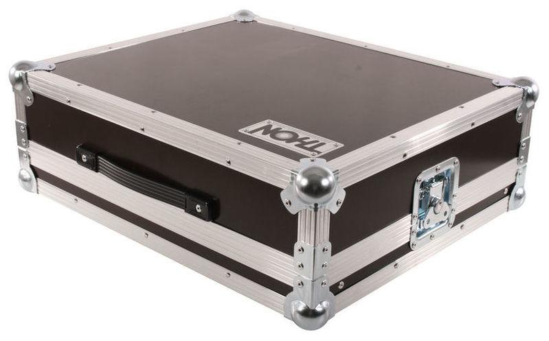 Кейс для диджейского оборудования Thon Case Denon DN-MC 6000 кейс для диджейского оборудования thon case for xdj rx notebook