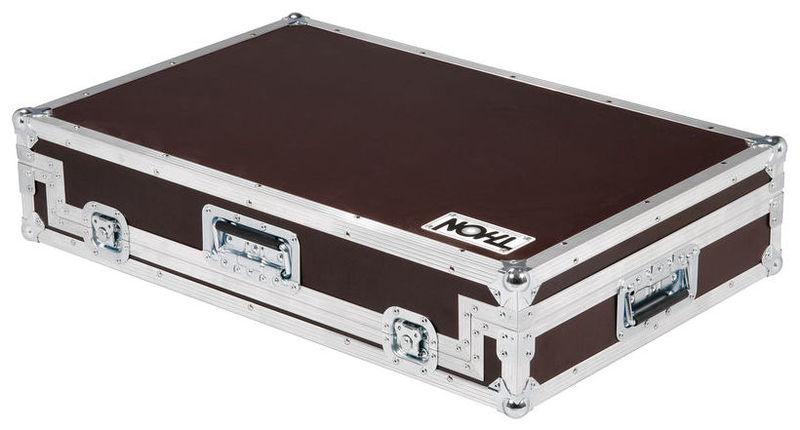 Кейс для диджейского оборудования Thon Controller Case for XDJ-RX кейс для диджейского оборудования thon case for xdj rx notebook
