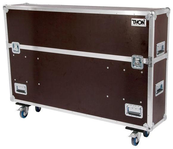 Кейс для студийного оборудования Thon Display Single Case bis 55 кейс для студийного оборудования thon case boss br 1200 cd