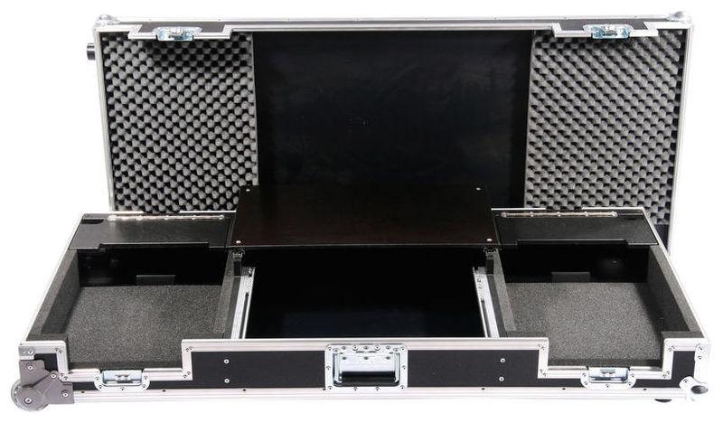 Кейс для диджейского оборудования Thon DJ/CD Console Case II кейс для диджейского оборудования thon case for xdj rx notebook