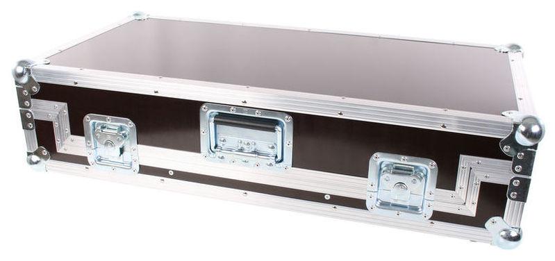 Кейс для диджейского оборудования Thon Case 2x CDJ-350 + 1x DJM-350 кейс для диджейского оборудования thon case for xdj rx notebook