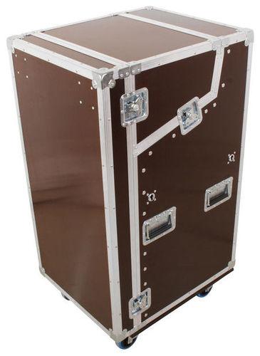 Рэковый шкаф и кейс Thon DJ-Live Rack 16U MK II кейс для диджейского оборудования thon dj cd custom case dock