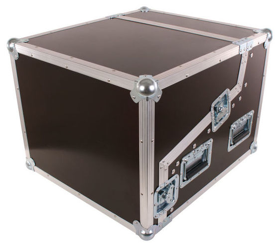 Рэковый шкаф и кейс Thon DJ-Live Rack 4U 55 кейс для диджейского оборудования thon dj cd custom case dock