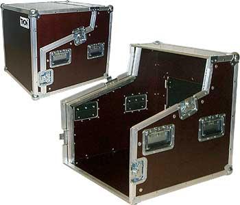 Рэковый шкаф и кейс Thon DJ-Live Rack 6U 55 кейс для диджейского оборудования thon dj cd custom case dock