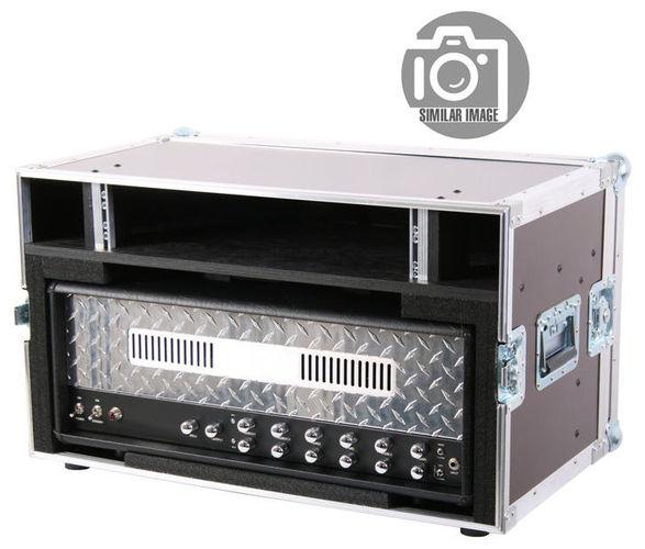Кейс для гитарных эффектов и кабинетов Thon Double Door Amp Case кейс для диджейского оборудования thon dj cd custom case dock
